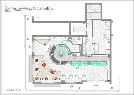 Ice Cream Shop Floor Plan Shop Furniture With Italian Projects On Line Italian Projects Online