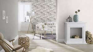 steinmauer wohnzimmer best stein tapete schwarz wohnzimmer gallery house design ideas