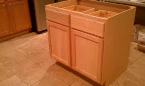 unfinished kitchen island base kenangorgun com