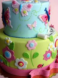butterfly birthday cake decorating ideas simple flowers butterflies