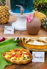 vintage hawaiian luau birthday aloha to 90 years hostess