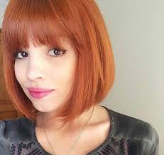 short hairstyles with center part and bangs 100 short hairstyles for women pixie bob undercut hair fashionisers