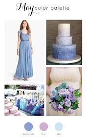 color palette for wedding may color palette crafty pie press