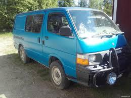 toyota hiace dsl 5d 4wd other 1990 used vehicle nettiauto