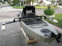 electric kayak company
