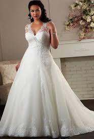 wedding dresses for plus size plus size wedding dresses pluslook eu collection
