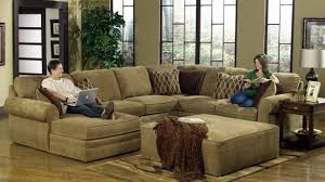 Green Sectional Sofa Sofas Center Oversized Sectional Sofa With Ottoman Sofas