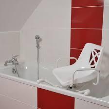 siege de bain pivotant fauteuil de bain pivotant pour personnes âgées sweetdom