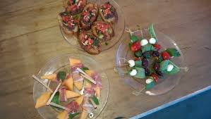 cocktail party catering service in san diego
