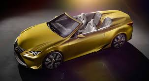 lexus rc convertible all lexus the lexus lf c2 concept rc convertible will offer all