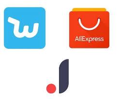 aliexpress vs wish joom wish y aliexpress las tres apps de compras que están