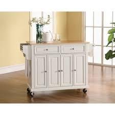white kitchen cart island white kitchen carts shop the best deals for nov 2017 overstock com