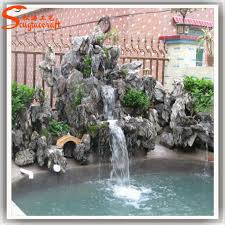 decorative water fountains garden water fountains large