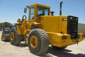 1993 volvo l120 wheel loader item a6405 sold june 28 co