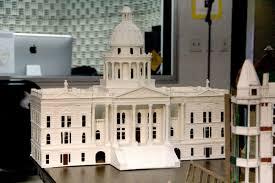 maker u0027 re creates victorian era downtown fresno with cardboard