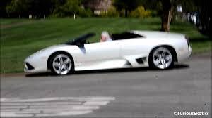 Lamborghini Murcielago Convertible - 90 year old man in lamborghini murcielago lp640 roadster youtube