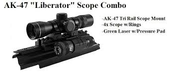 ak 47 laser light combo ak47 accessories