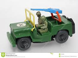 green jeep green military toy jeep with gun stock photo image 1802880