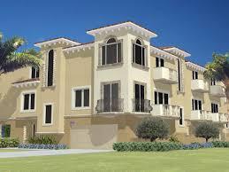 multi family house plans home design ideas multi family house plans multi family plan 48066 level one in