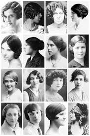 1920s womens hairstyles from the bob to finger waves vintage photographs depict some of