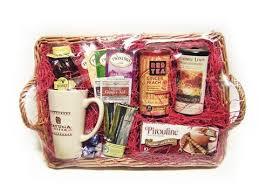 coffee and tea gift baskets ithaca bakery gift basket tea coffee