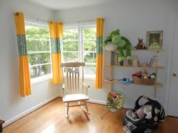 Monkey Curtains Nursery Curtains For Nursery Decorate The House With Beautiful Curtains