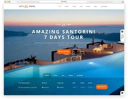 Travel Websites images Top 15 best travel html website templates 2016 edition libthemes jpg