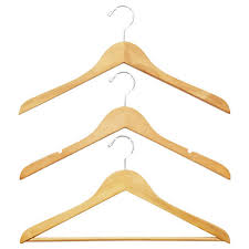 wholesale trader of wooden hangers hangers by v n