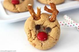 peanut butter rudolph cookies cincyshopper