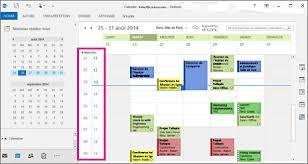 afficher l heure sur le bureau modifier l affichage de votre calendrier outlook outlook
