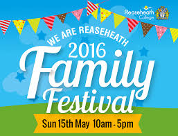 reaseheath family festival 2016 sunday 15th may 10am 5pm