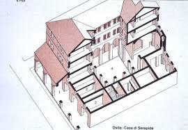 roman insula floor plan rome digital reconstruction page 2 historum history forums