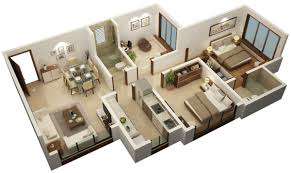 2 Bhk Home Design Ideas 100 house design for 2bhk more bedroomfloor plans gallery