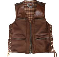 black and gold motorcycle jacket men u0027s leather motorcycle vests u0026 horsehide leather vests
