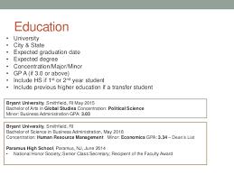 include gpa on resume resume badak