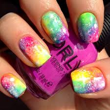 best 25 galaxy nail art ideas on pinterest galaxy nail galaxy
