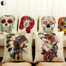Shop Sugar Skull Home Decor on Wanelo