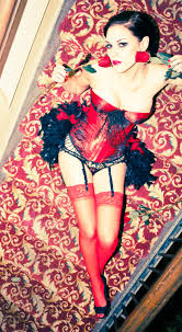 plus size burlesque halloween costumes phoenix burlesque valentines corset costume red u0026 black