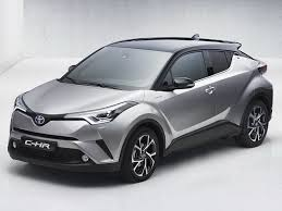 crossover toyota 2017 toyota c hr crossover revealed at geneva drive arabia