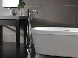 Delta Bathtubs Synergy Freestanding Tub