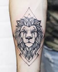 tricep tattoo pinterest 1000 idées sur le thème geometric lion tattoo sur pinterest