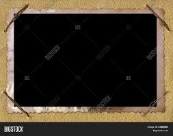 vintage photo album vintage album page image photo bigstock