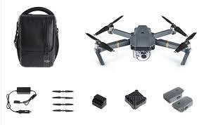 Les Accessoires Les Plus Geeks Et Bon Plan Le Pack Drone Dji Mavic Pro Télécommande Accessoires