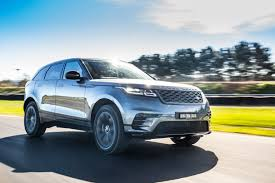 land rover velar blue 2017 drive car of the year best luxury suv over 80 000