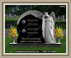 cheap grave markers talking tombstones