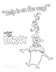 dr seuss characters lorax teaching ideas