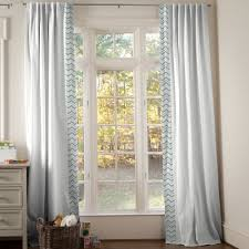 Short Curtain Panels by Curtain Give Your Space A Relaxing And Tranquil Look With