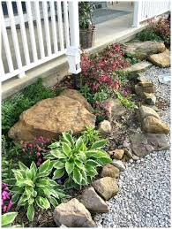 Rock Garden Plants Uk Rock Garden Without Plants Fabulous Front Yard Rock Garden Ideas