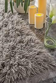 Flokati Wool Rug Amazon Com Hand Woven Soft Wool Flokati Shag Rug 3 Feet By 5 Feet