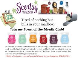 month club scent of the month club get awesome surprises in the mail each